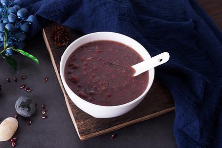 红豆粥图片