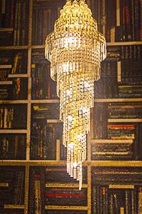 吊顶灯背景图片