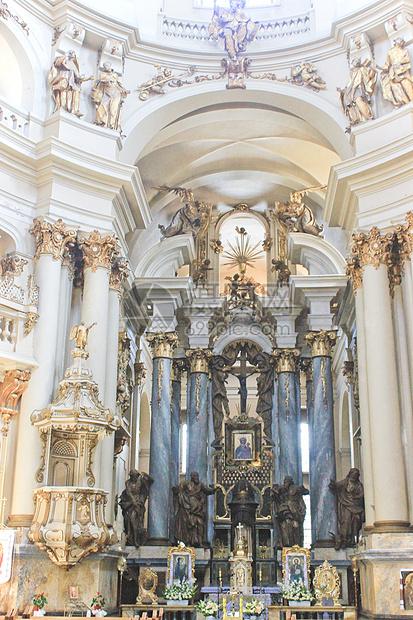乌克兰基辅教堂图片