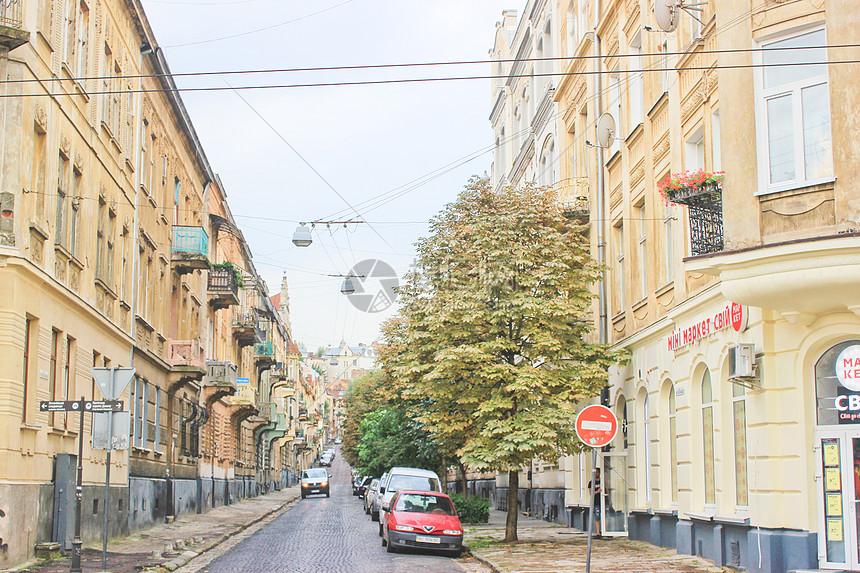 乌克兰基辅街头图片
