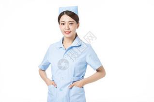 女性护士形象图片