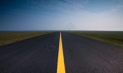 路的线条图片