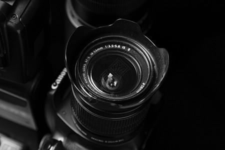 相机镜头特写图片