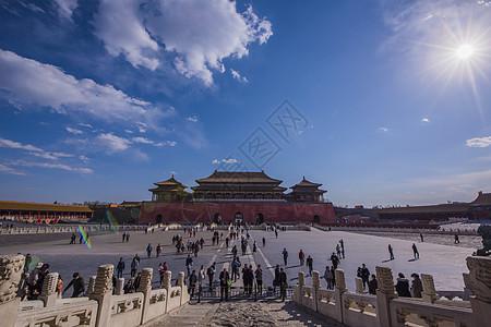 北京故宫风景picture