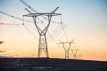 电力设备电塔电网基础设施图片