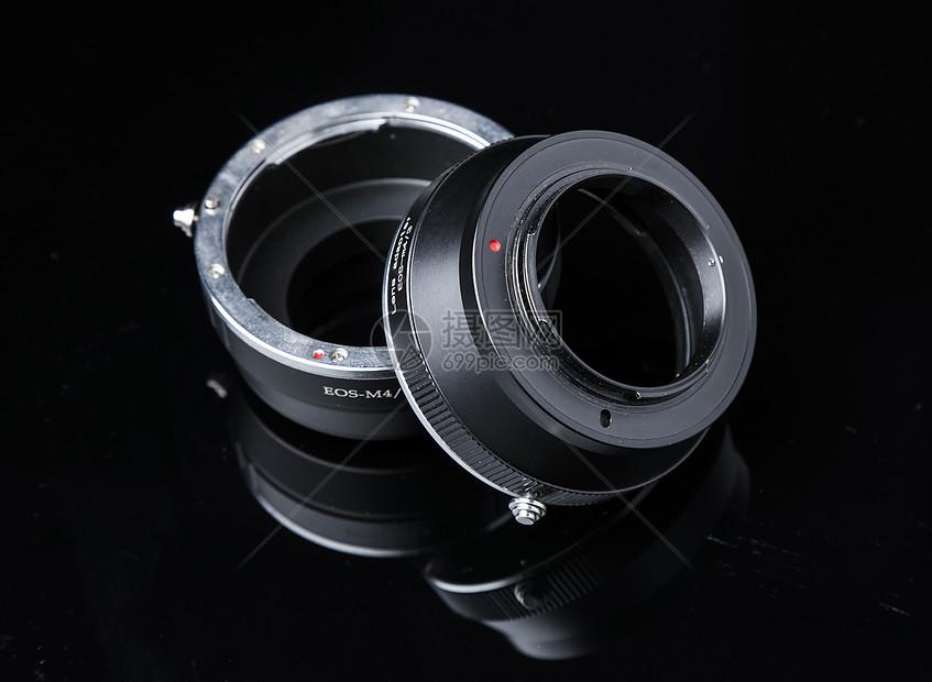 高清相机专用镜头转接环图片