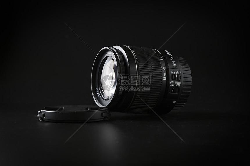 相机镜头细节展示图片