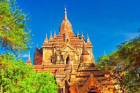 缅甸曼德勒佛塔图片