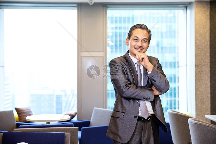 成功商务男性图片