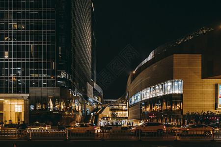 商场外景图片
