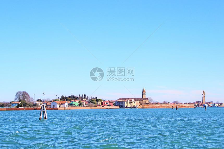 威尼斯穆拉诺岛图片