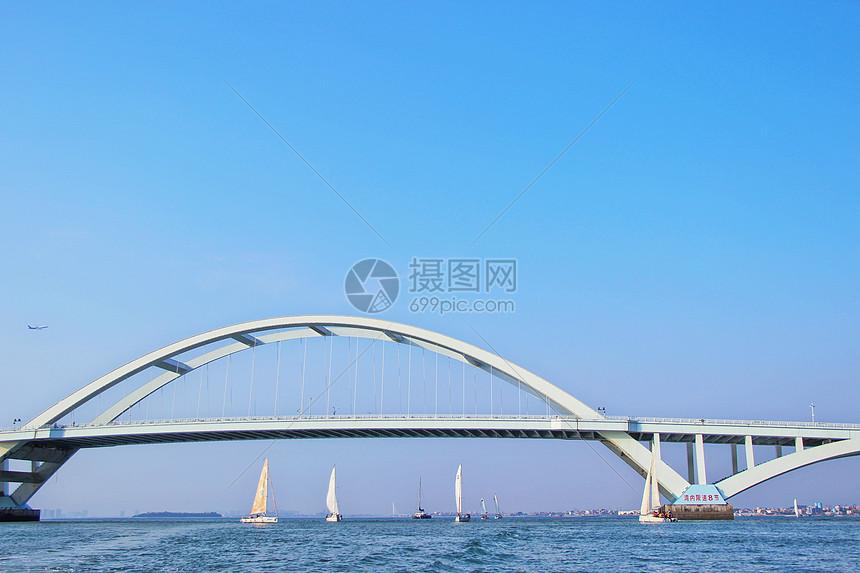 厦门五缘大桥图片
