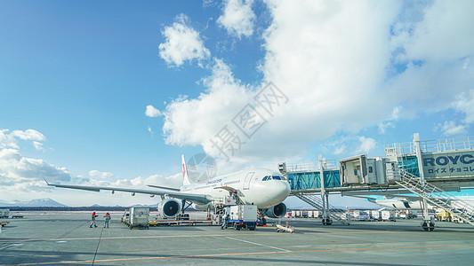 日本北海道新千岁机场图片
