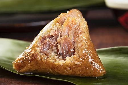 端午节大肉粽图片