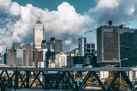 香港城市风光图片