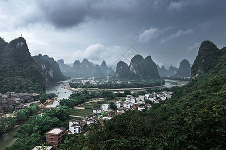 桂林山水风光图片