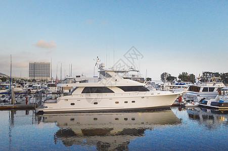 美国圣地亚哥快艇图片