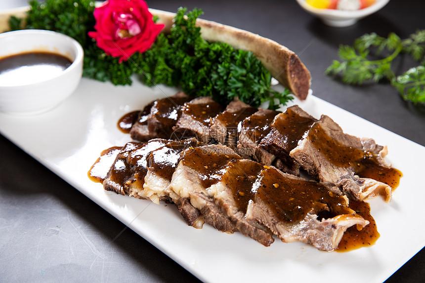 酱牛肉图片