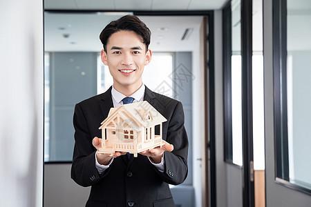房地产销售形象图片
