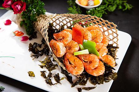 美食虾图片