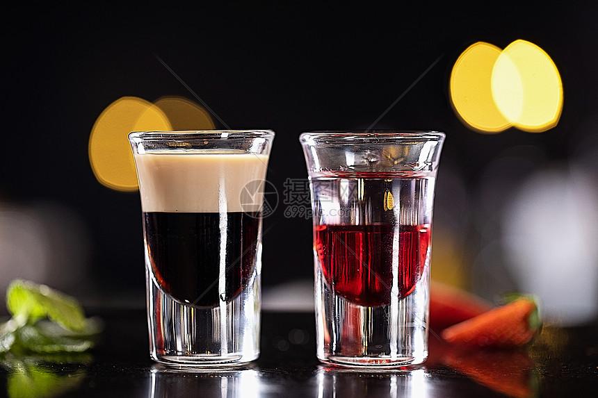 鸡尾酒(精)图片