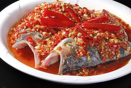 剁椒鱼头王 图片