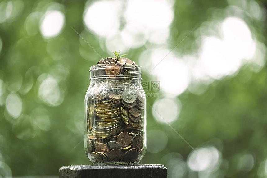 储蓄理财理财图片