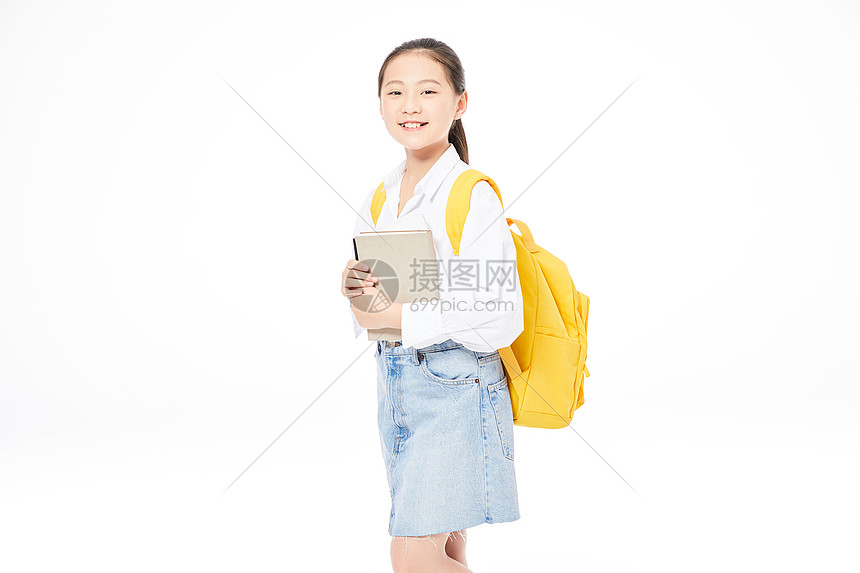 小学生形象图片
