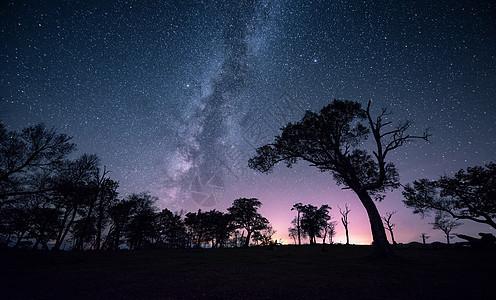 星空银河图片