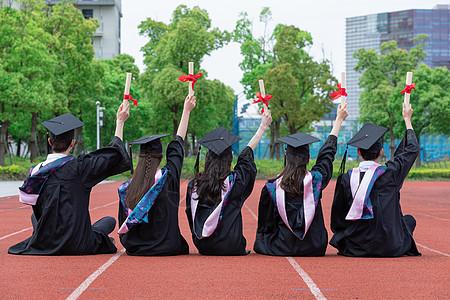 大学生毕业季图片