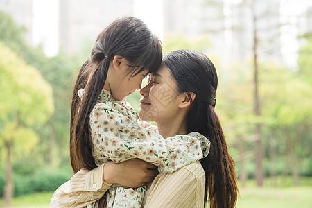 可爱母女图片