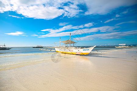 菲律宾船帜图片
