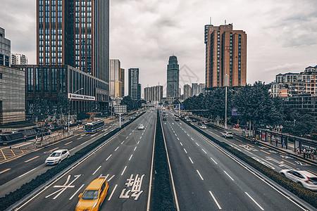 都市景观大道风景图片