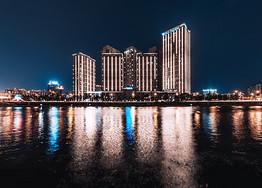 天津海河沿岸图片