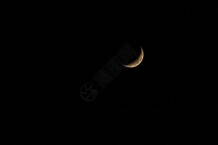 美丽弯月亮 图片