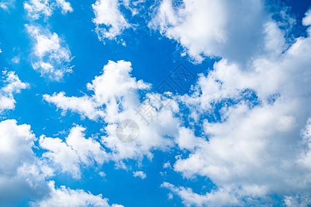 夏季的蓝天白云picture