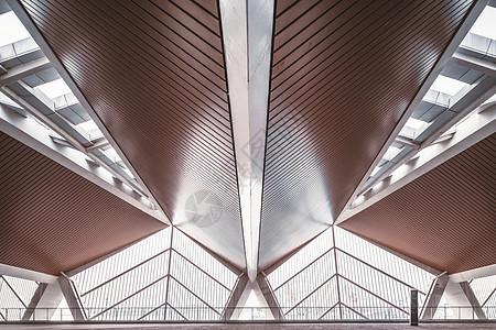 现代建筑线条图片