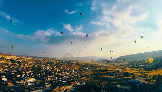 卡帕多奇亚热气球之旅图片