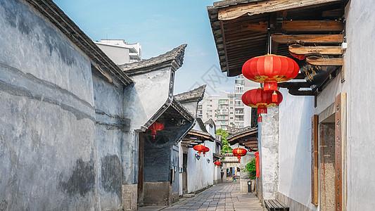 福州三坊七巷街景图片