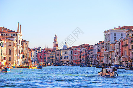 威尼斯大运河图片