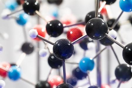 分子结构模型图片