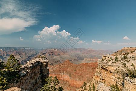 美国科罗拉多大峡谷图片