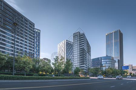 城市建筑风貌图片