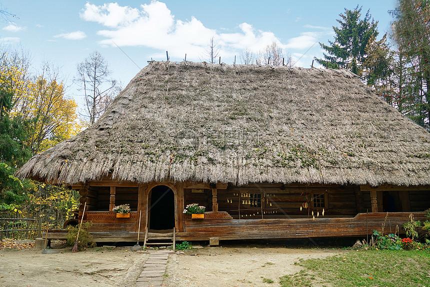 乌克兰传统民居图片