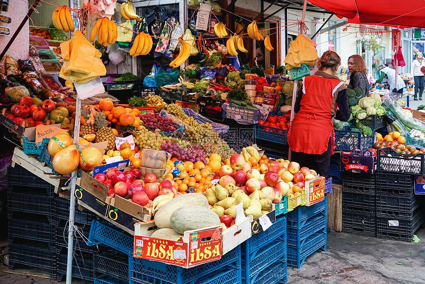 乌克兰水果市场图片