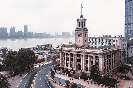 武汉江汉关图片