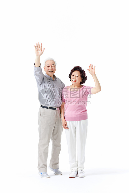 老年夫妇图片