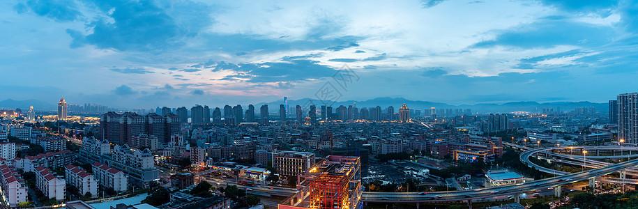 厦门城市风光图片