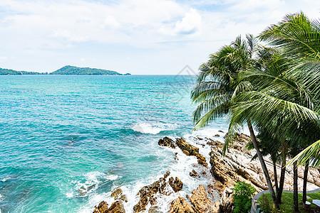 泰国普吉岛海岸图片