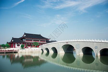 孝感凤凰古城旅游景区图片